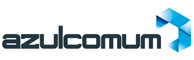 AZULCOMUM Mobile Logo